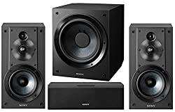 top 10 sony theater speakers Sony Home Theater 5.1ch Surround Speaker Set