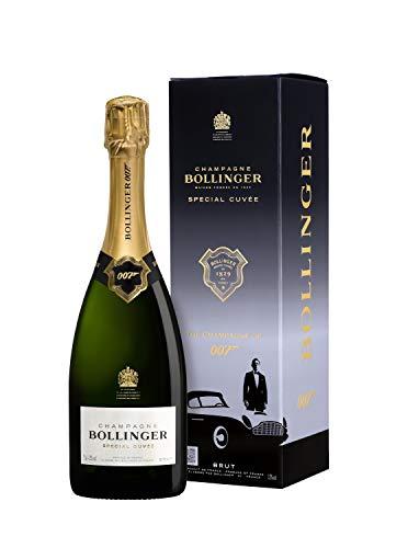 Bollinger Champagne Brut Special 007 James Bond Special Cuvee a 750ml 12{4fc6d3291bfc9d46cda5b2e5cd60c72079956927cf2832ab5863769cbedb1785} Vol. Special Edition