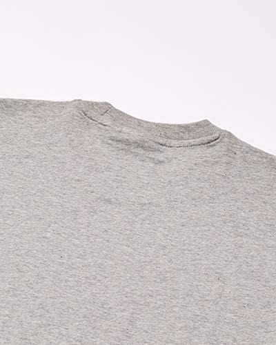 Adidas Men's Trefoil T-Shirt - Medium Grey Heather, Large