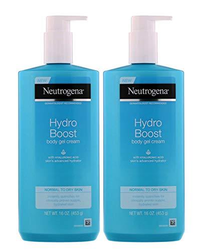 Crema Hidratante Corporal marca Neutrogena