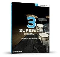 TOONTRACK トゥーントラック ソフト音源 SUPERIOR DRUMMER 3 ソフトウェア・ドラム音源