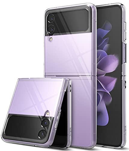 Ringke Slim Kompatibel mit Galaxy Z Flip 3 Hülle (2021) Cover - Transparente