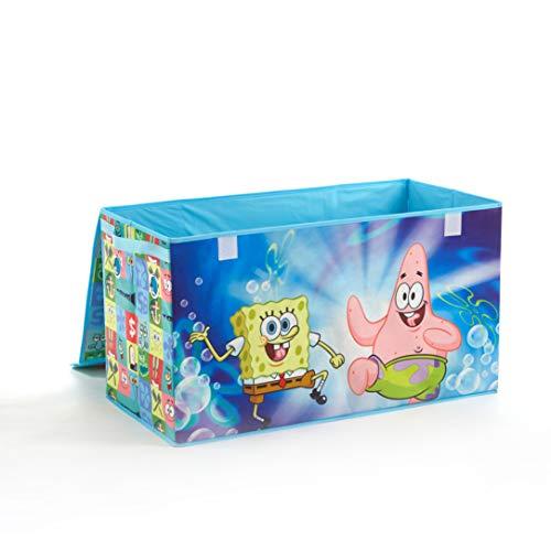 Baúl De Almacenamiento marca Nickelodeon