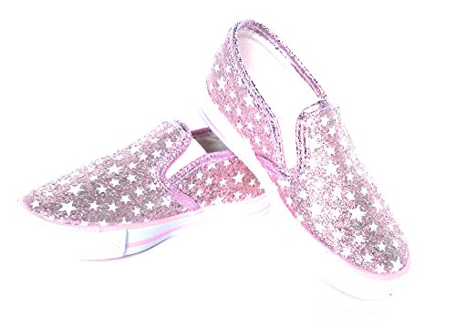 Scarpe per Bambina Lulu LV010103S Giulia Pink 0044 Size-Map 27