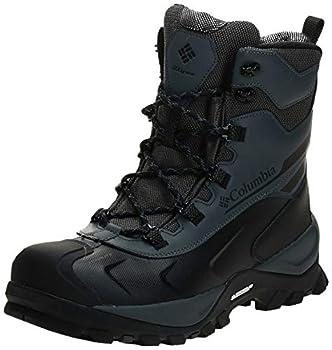 Columbia Men s Bugaboot Plus IV Omni-Heat Snow Boot Graphite Black 15