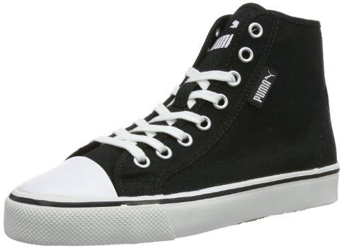 Puma Puma Streetballer Mid 356690 Unisex-Erwachsene Sneaker, Schwarz (black 01), EU 43 (UK 9) (US 10)