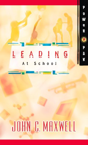 PowerPak Collection Series: Leading at School (Power Pak (Tommy Nelson)) (English Edition)