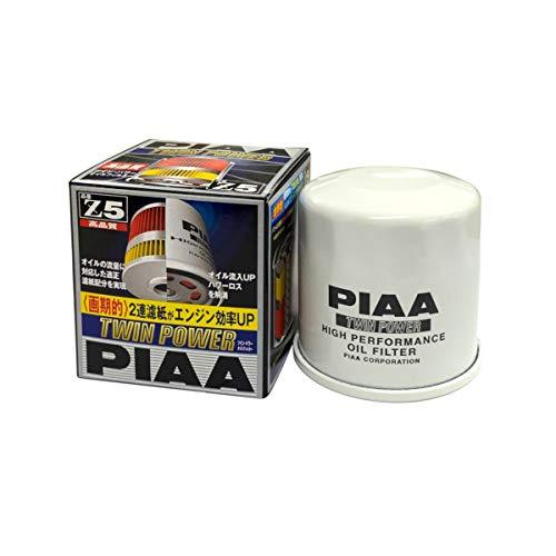 PIAA ツイン パワーオイルフィルター Z5