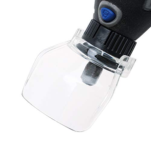 AUTOTOOLHOME Electric Grinder Cover Case Rotary Tool Shield Attachment Accessories Metal Polishing Cutting Wheel Protector