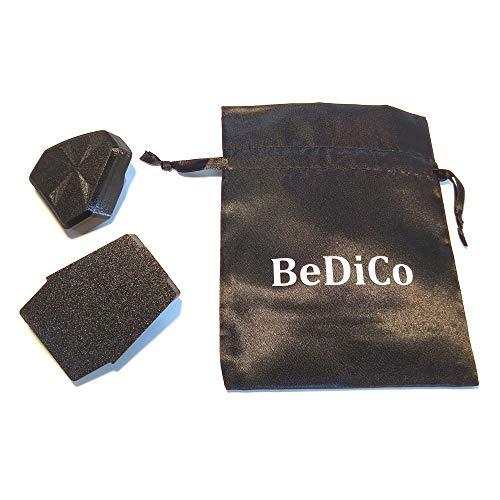BeDiCo Bosch Kiox - Funda protectora para bicicleta eléctrica Kiox, soporte de...