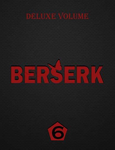 Berserk Deluxe vol 6: Berserk Manga Horror Seinen vol 6 (English Edition)