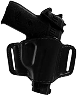Bianchi 105 Minimalist with Slot Hip Holster - Size: 1 Ruger Sp101
