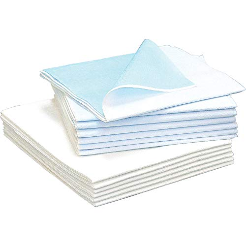 BodyMed 3-Ply Drape Sheets – Disposable Drape Sheets for Nonsurgical Draping – case of 100 Sheets – White – 60-inch 40-inch
