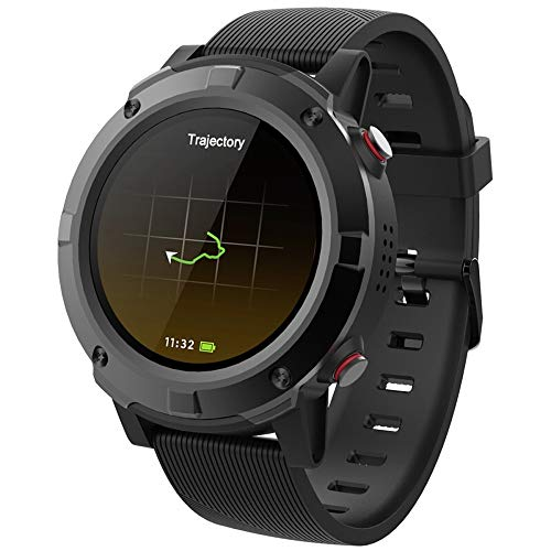 Denver Bluetooth-Smartwatch SW-660 Black GPS