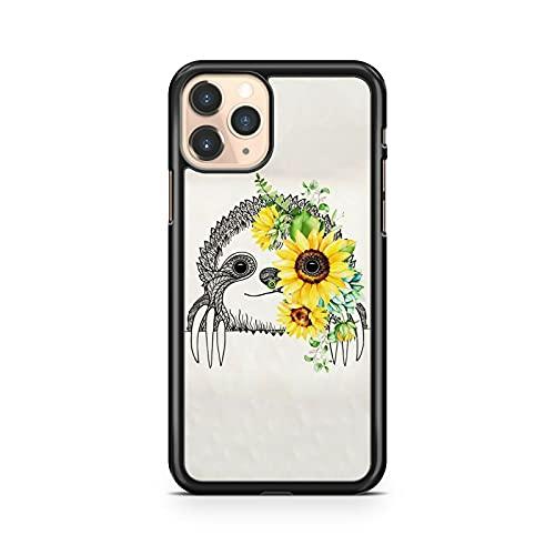 Adorable funda para teléfono inteligente con diseño de girasoles (modelo de teléfono: compatible con Samsung Galaxy S7 Edge)