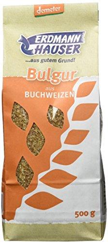 Erdmann Hauser Bio Buchweizen-Bulgur, 6er Pack (6 x 500 g)