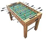 VEDES Großhandel GmbH - Ware 61704329 Natural Games Kickertisch 122 x 61 x 7, bunt