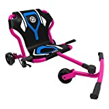 EzyRoller New Pro-X Ride On Toy for Kids and Adults - Pink