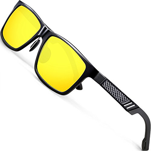 ATTCL Herren Nachtsichtbrille Autofahren Night Driving Glasses 6560