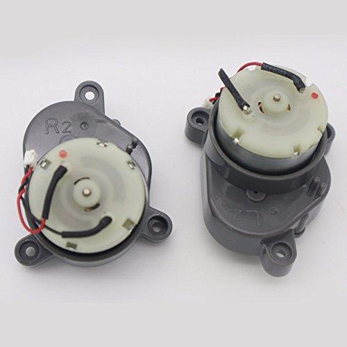 YTT Derecho + lado izquierdo cepillo motor para chuwi iLife A4 x620 A6 T4 X430 X432 robot aspiradora partes