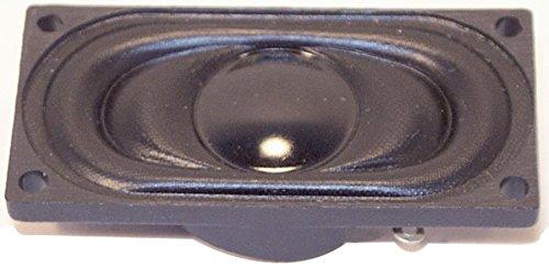 Visaton Miniatur-Lautsprecher 8 Ohm 2 W, (9739000444)