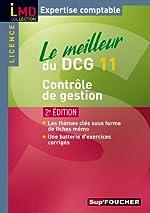 Le meilleur du DCG 11 Contrôle de gestion 2e édition de Didier Leclère