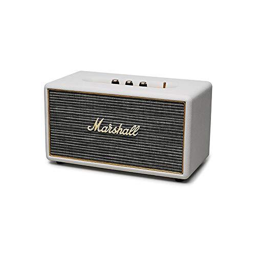 Marshall Stanmore Bluetooth-Lautsprecher, weiß