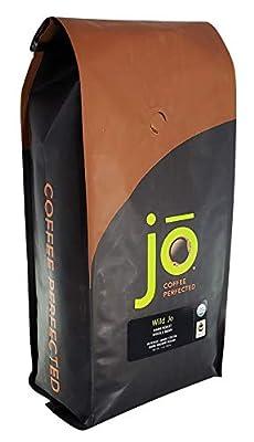 WILD JO Organic Dark Roast, Whole Bean