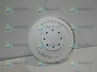 EDWARDS SIGNALING Heat Detector, White, H 5 x L 5 in