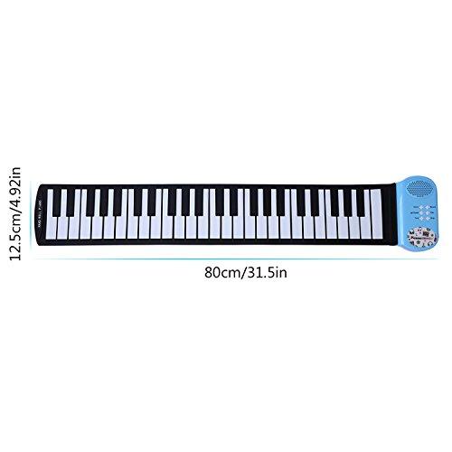 CAHAYA『ロールピアノ49鍵(CY0114-JP)』