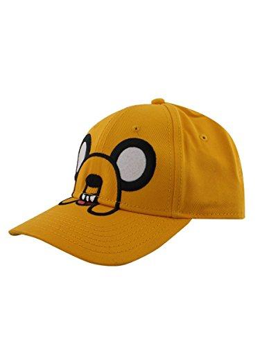 Adventure Time 86702 ADV Jake Face Casquette réglable (Taille Unique)
