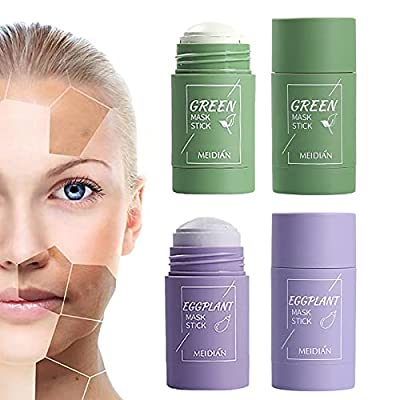 Grüner Tee Maske 2PCS
