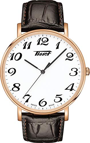 Tissot Tissot Everytime T109.610.36.012.01 Reloj de Pulsera para Hombres