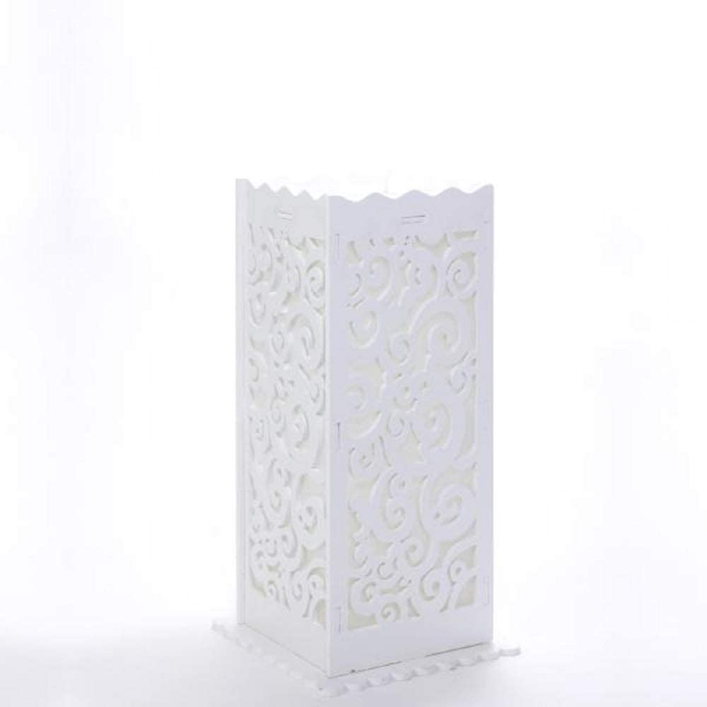 Cheap mail order specialty store Event Genuine Decor Direct Decorative Light - inch Box White 19.5