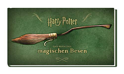Harry Potter: Das Buch der magischen Besen