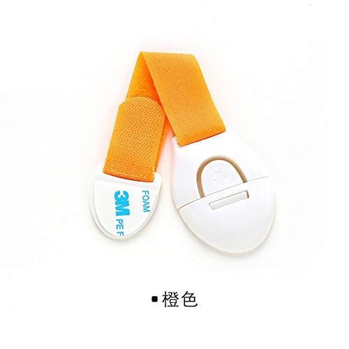 donfonhyx989u7 Lintkast Kinderslot Veiligheidsslot Baby Kind Kinderen Stickers Anti-warm Water Dispenser Kast Lock Kinderslot Anti-Deur