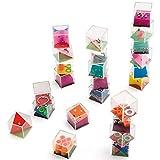 Partituki Confezione da 24 Puzzle Rompicapo per Bambini e Adulti. Perfetto Come Regali per...