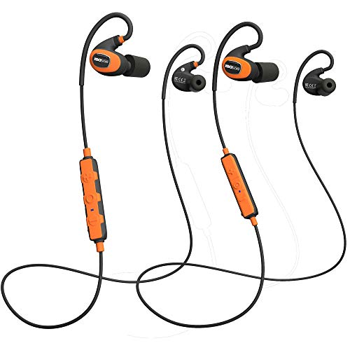ISOtunes PRO and PRO 2.0 Bundle: OSHA Compliant Bluetooth Hearing Protection with Noise Cancelling Mic