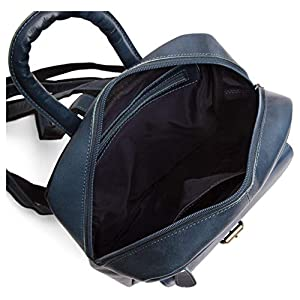 412UCx vycL. SS300  - Mochila de mujer J Wilson London de cuero mochila para mujeres niñas mochila escolar casual mochila escolar bolso de la…