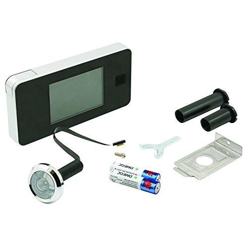 Prime-Line Products U 11187R Digital Door Viewer, Black