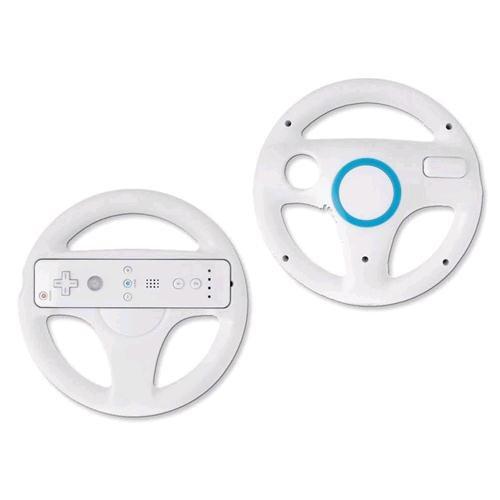 Keyteck WII-12 Volante Wii Bianco periferica di Gioco