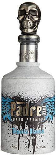 Padre Azul Tequila Blanco Super Premium 100% Agave 38% vol. (1 x 0.7 l)