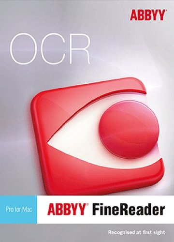 ABBYY FineReader Pro for Mac - Upgrade License [Download]