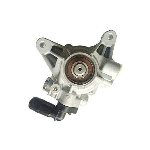 DRIVESTAR 21-5341 Power Steering Pump, for 2003 2004 2005 Honda Accord 2.4L, OE-Quality, Replace # 56110-RAA-A01 56110RAAA03 96-5341 5776 990-0656