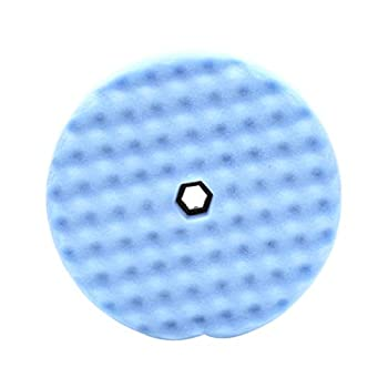 3M 05708 Perfect It Ultrafine Foam Polishing Pad Double Sided 8 Inches White