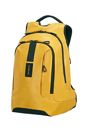 Samsonite Paradiver Light - 15.6 Zoll Laptoprucksack L+, 43 cm, 24 L, Gelb (Yellow)