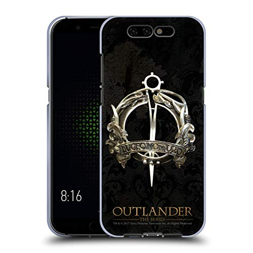 Official Outlander Mackenzie Brooch Seals And Icons Soft Gel Case Compatible for Xiaomi Black Shark