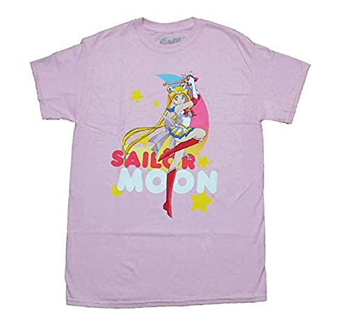 Sailor Moon Supers Anime Adult T-Shirt for Girl Boy Women Men