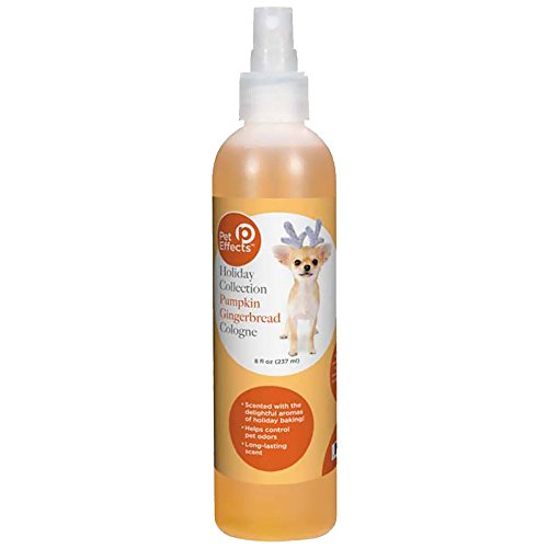 Pet Effects Spiced Vanilla Cologne 8oz.