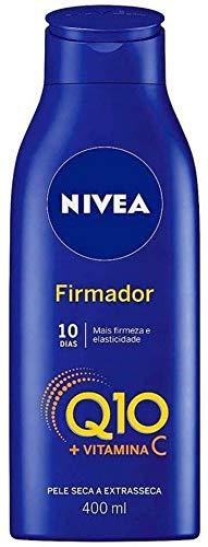 Nivea Hidratante Desodorante Firmador Q10 mais Vitamina C Pele Seca, 400ml